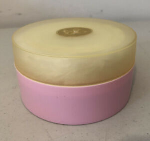 NEW VINTAGE AVON FLORAL FANTASY SATINY DUSTING POWDER 3 oz