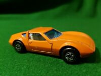Matchbox Superfast No 3 Monteverdi Hai in Orange 1973