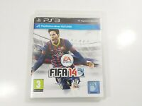 FIFA 14 Sony PlayStation 3 (PS3) Game - PAL - With Manual