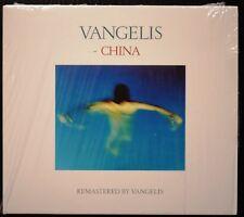 Vangelis, China. CD.  2017 remaster.
