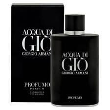 Giorgio Armani Acqua Di Gio Profumo 125ml /4.2OZ Parfum Spray For Men SEALED!