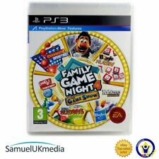 Hasbro Family Game Night 4: The Game Show Edition (PS3) **GREAT CONDITION**