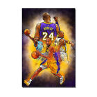 Kobe Poster Basketball Sport Art Print Room Wall Decor Painting 24x36 inch