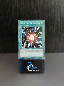 Yu-Gi-Oh SDSH-EN026 Super Polymerization Common Mixed Editions VLP