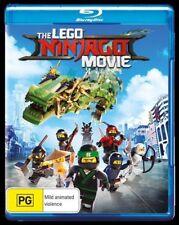 The Lego Ninjago Movie (Blu-ray, 2017)