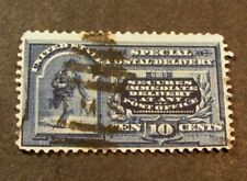 US Stamp Scott#  E5  Messenger Running 1895  C483