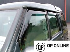 RANGE ROVER CLASSIC BRAND NEW FRONT AND REAR  WIND DEFLECTORS 4 PIECE DA6070