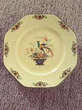 Antique Ivory From Salem Plate
