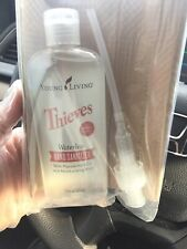NEW BATCH! Large 7.6 oz Thieves WATERLESS HAND PURIFIER WITH PUMP-Young Living