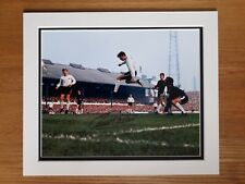More details for kevin hector, derby county. 12x10 personally signed photo