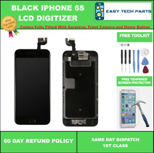 iPhone 6S Black Touch Display Digitizer LCD Replacement Assembled Genuine OEM