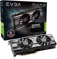 EVGA NVIDIA GeForce GTX 1070 Ti SC 8GB GDDR5 GAMING 08G-P4-5671-KR Graphics Card