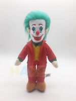 2019 Joker Joaquin Phoenix Authur Fleck Poupée Peluche Douce Peluche 30cm