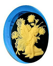 Fairy Angel Mini Silicone Mold for Fondant, Gum Paste, Chocolate, Crafts NEW