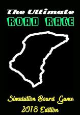 The Ultimate Road Race Board Game - a simulation of a Famous Annual Event