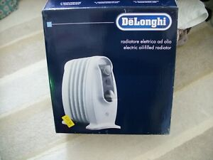 Delonghi electric oil filled radiator - NEW!