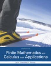 Finite Mathematics and Calculus with Applications (10th Edition), Ritchey, Natha