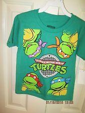 Nwt Teenage Mutant Ninja Turtle short sleeve shirt 3Y