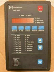 USED Cutler-Hammer  IQ DP-4000 /  VERY CLEAN  FOR PARTS  3 PHASE POWER MODULE