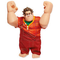Wreck-It Ralph 2 Disney Store Talking Action Figure Doll Toy 37 cm tall