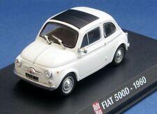 Nice 1/43 Fiat 500D 1960 Auto Plus France
