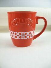 Bailey's red mug