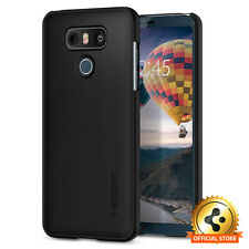 Spigen Thin Fit for LG G6 Case With SF Coated Non Slip Matte (a21cs21231)