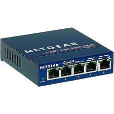 Netgear Gs105ge Prosafe switch 5 puertos Gigabit