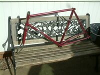 Vintage - Falcon Reynolds 531 Road Bike Frame 22.5 inches