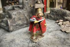 toy soldiers tin roman centurion 1/32 scale professionally painted