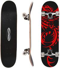 ChromeWheels 31 inch Skateboard Complete Longboard Double Kick Skate Board 8 for