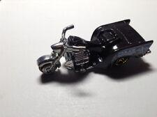 Hot wheels Boss Hoss Cycles Police Motorcycle Loose Mattel