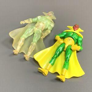"2x 3.75"" Marvel Legends Avengers Universe Action Figure Super Hero Toy Xmas Gift"