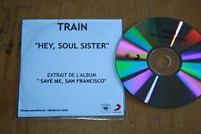 Train - France promo CD / Hey Soul Sister 1 track / Columbia