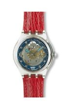 Orologio Swatch Automatic Red Ahead