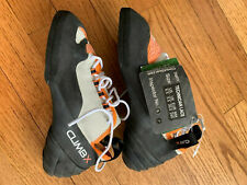 Brand New! ClimbX Women's Rock Climbing Shoes. Size: Us 6.5, Eur 39.0