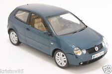 VOLKSWAGEN VW POLO IV 2002 9N OCEANIC GREEN PERLEFF AUTOart 1/43 NEW VERT VERDE