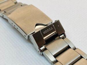 22mm Tudor watch stainless steel Deployment bracelet strap