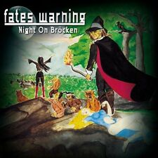 "Fates Warning ""Night on Bröcken"" CD NUOVO!!!"