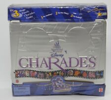 WONDERFUL WORLD OF DISNEY ~ ELECTRONIC MUSICAL FAMILY CHARADES GAME~Mattel 42298