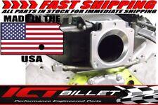 LS Throttle Body Adapter / LS1 3 Bolt Intake to LS3 4 Bolt TB DBC DBW