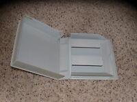 5.25 5 1/4 floppy disk gray case