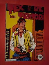 TEX  WILLER GIGANTE N°1/29 -N°19-IL RE DEI TIRATORI-PUBBLICAZIONE AMATORIALE