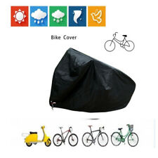 bicycle bike Covers Rain Black Bike Waterproof Breathable Outdoor Large