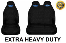FORD TRANSIT MK7  |  VAN SEAT COVERS PROTECTORS  |  EXTRA HEAVY DUTY