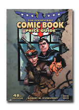 Overstreet COMIC BOOK Price Guide 48th Edition HC Hall of Fame Cover