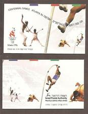 Israel 1996 Atlanta Olympics Booklet Bale B29