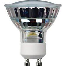 6 X Qualità Di Marca a basso risparmio energetico GU10 LED Riflettore Lampadine luce bianca 2 PIN