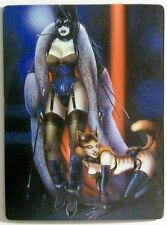 CHRIS ACHILLEOS Fantasy Art Fridge Magnet THE ANIMALS WENT IN TWO BY TWO