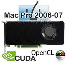 "NVIDIA GeForce 8800 GT 512MB Video Card  Apple Mac Pro 2006-07/Cinema 30""/FCPX"